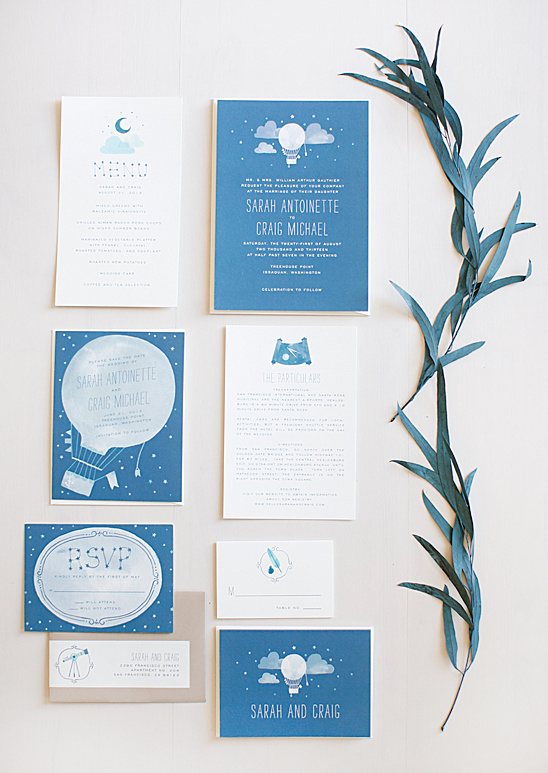 Wedding Invitations From Hello!Lucky
