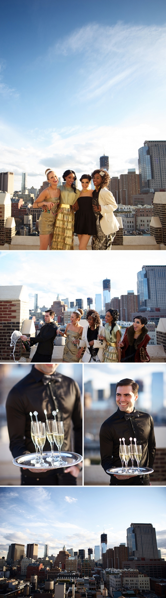 Wedding Photographer NYC | Girlfriend Photoshoot Tribeca