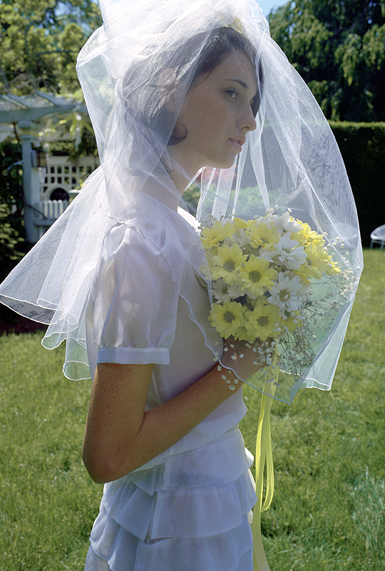 NYC Wedding Photographer Looks at Bridal Veils