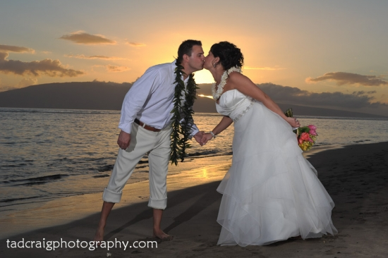 Kaanapali Coffee Farm Wedding