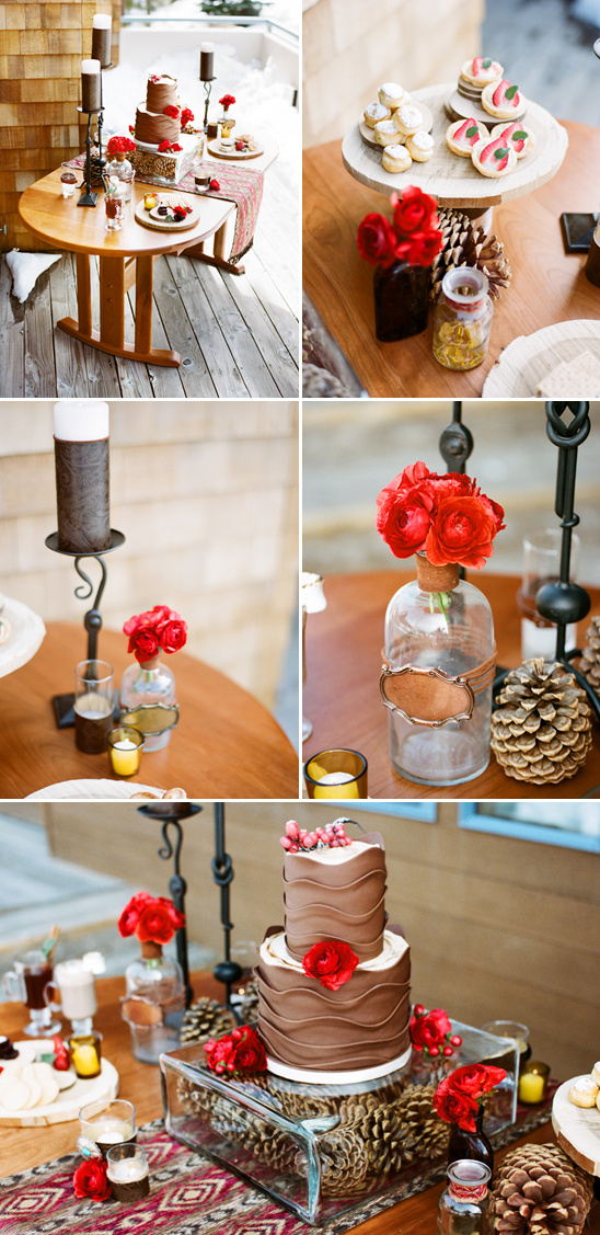 Snowy Winter Wedding Ideas
