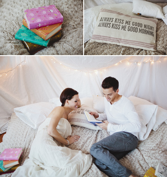 Whimsical Engagement From Sara & Rocky Photography