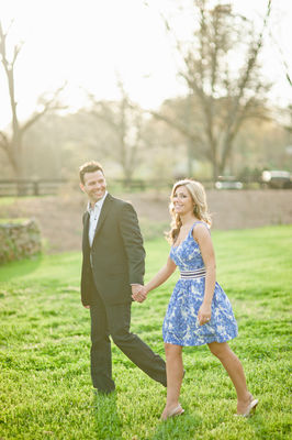Outdoor Country Engagement By Jeremy Harwell
