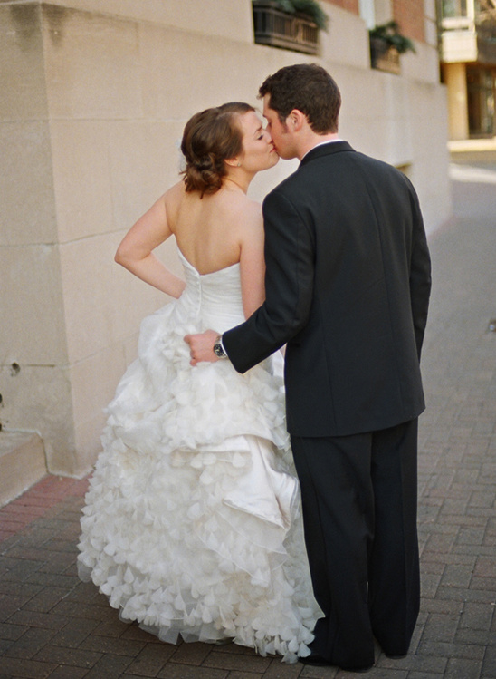 Classic Ballroom Wedding From Emily Steffen Photography