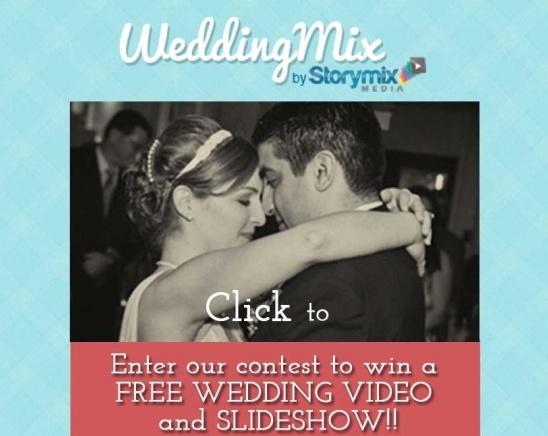 Storymix Media Free Wedding Video Contest!