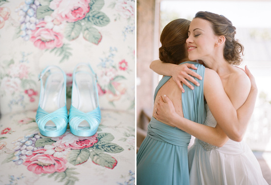 Chocolate Brown and Aqua Blue Wedding Ideas