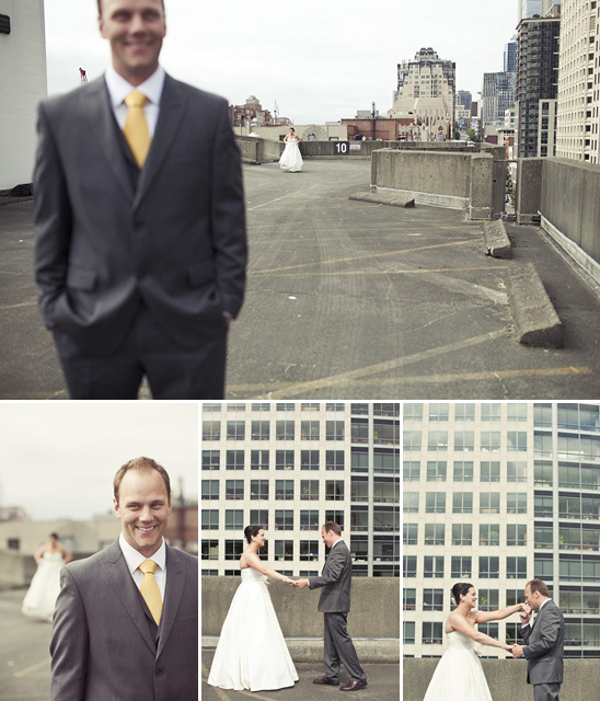 Vintage Wedding In The City From Jagger Photography