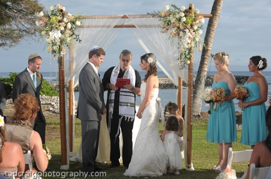 Olowalu Plantation House-The Perfect Rustic/Tropical Wedding!
