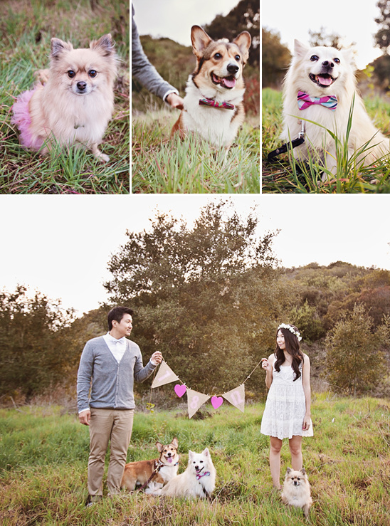 Boho Chic Engagement Session