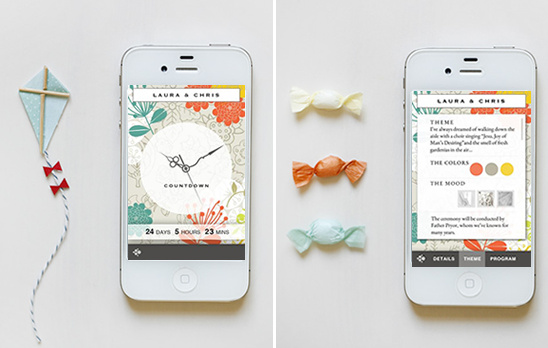 Create your own wedding app with appy couple junglespirit Choice Image
