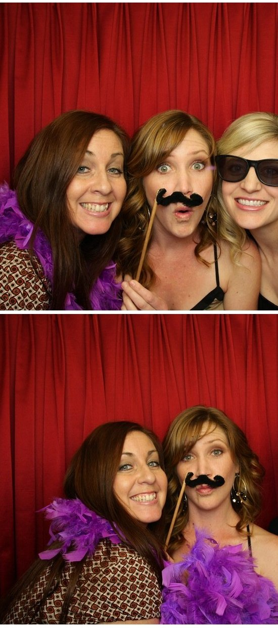 No.1 Photo Booth Prop, Z Mustache