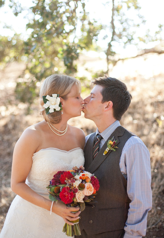Vineyard Wedding At Justin Vineyards & Winery