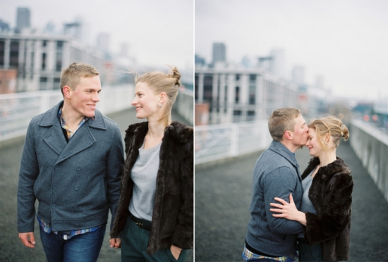 One Year Anniversary in Seattle by Bryce Covey