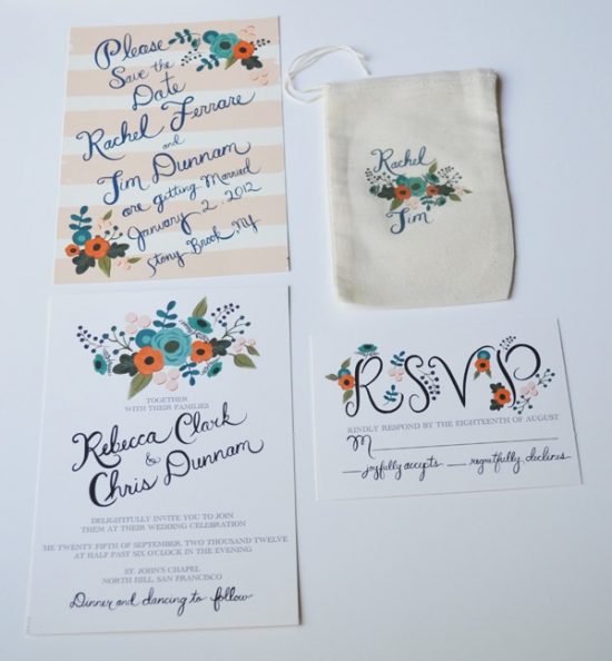 Custom Wedding Favor bags Loft Life Press
