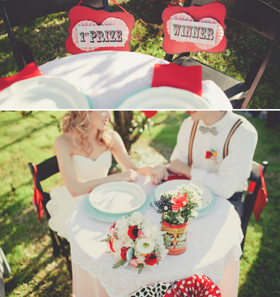 Carnival Wedding Ideas