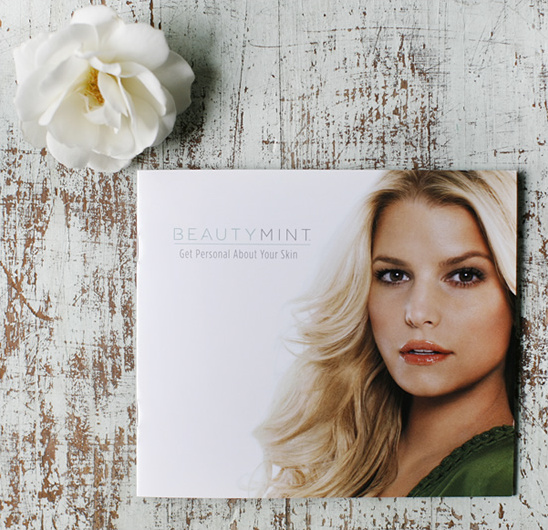 BeautyMint - Personalized Skin Care by Jessica Simpson