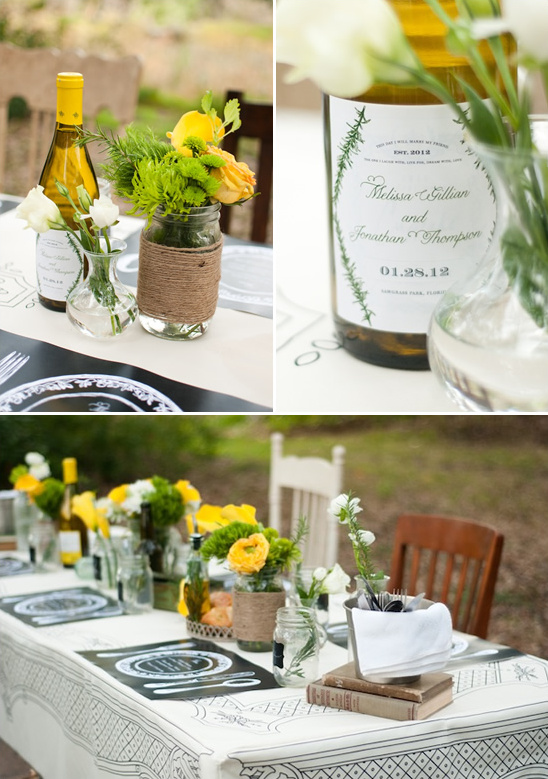 Elegant Rustic Table Decor Ideas