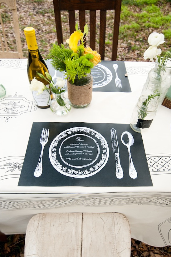 Rustic Table Decor Ideas