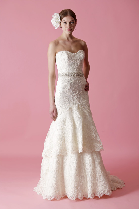 Blog wedding dresses from badgley mischka spring 2013 for Wedding dress badgley mischka