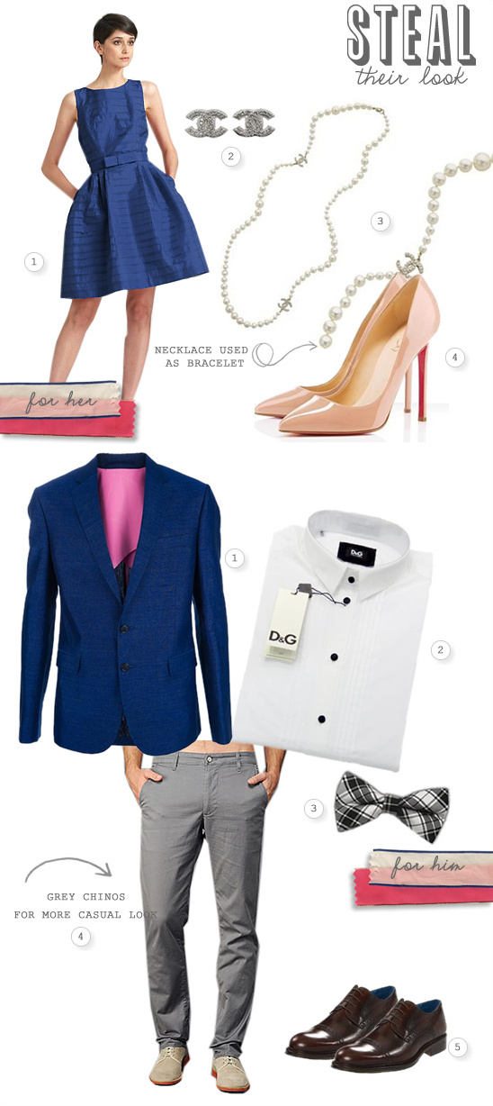Fancy Engagement Outfit Ideas