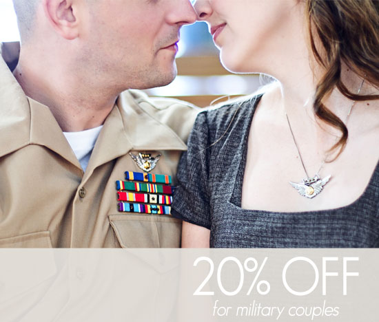 20% OFF Military Discount