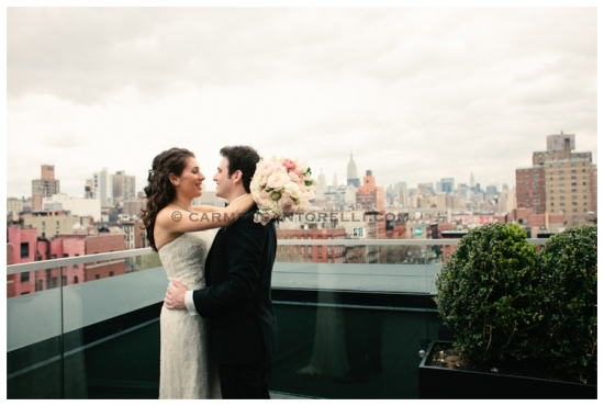 Elegant Wedding | Angel Orensanz Foundation | New York Wedding Photographer