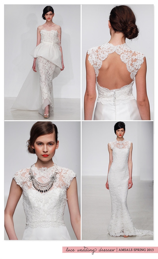 Amsale Spring 2013 Bridal Collection