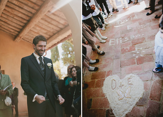 Tuscany Countryside Wedding
