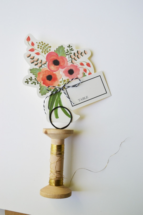 DIY Place Card Kits!
