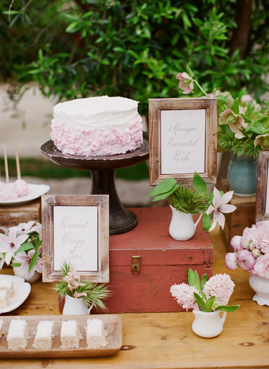 Dessert Table Ideas From Amy Atlas
