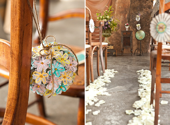 Vintage Travel Wedding Ideas