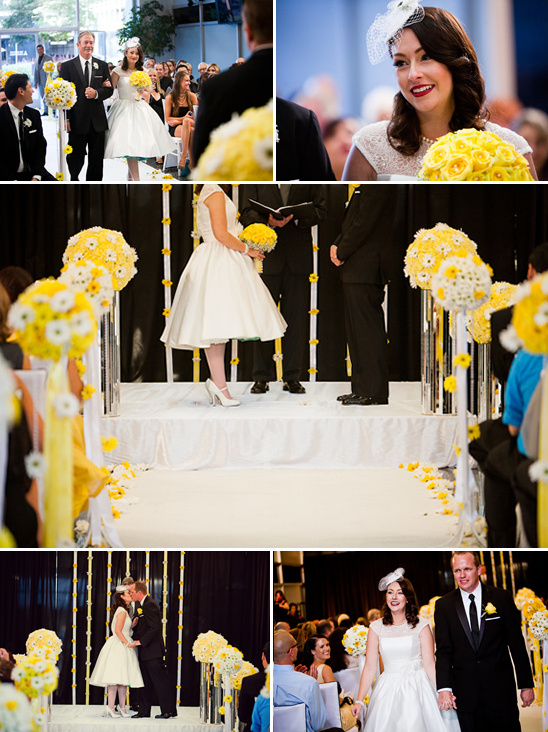 Real Mad Men Wedding Designed By David Tutera