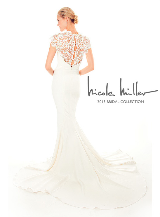 Nicole Miller Spring 2013 Bridal Collection