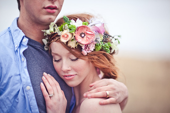 Shabby Chic Engagement Session