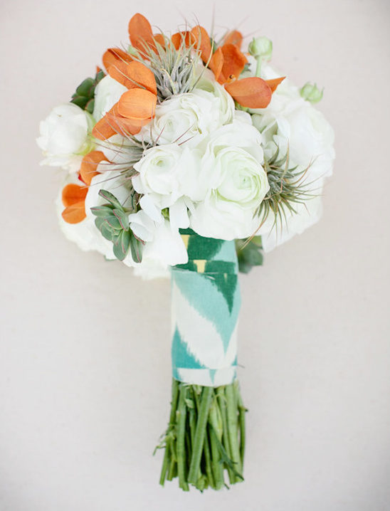 Bright Chevron Wedding Ideas