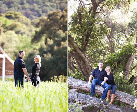 Ranch Style Engagement Session by Adriana Klas Photography