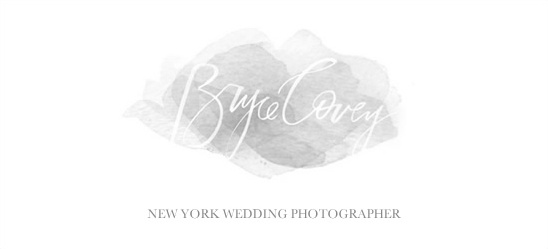 New York Wedding Photographer | Bryce Covey