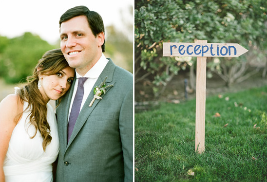 San Diego Blue and Pink Wedding From Paul Von Rieter