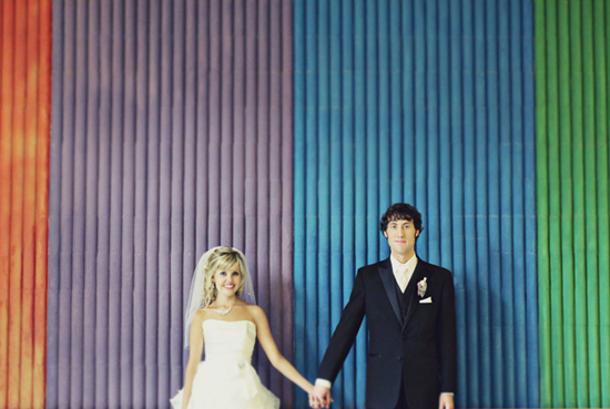 Retro Inspired Wedding by Carey Shaw Photography