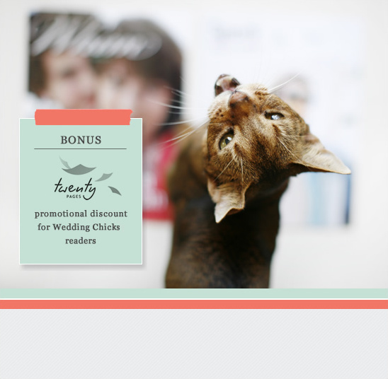 Twenty Pages Magazines For Weddings
