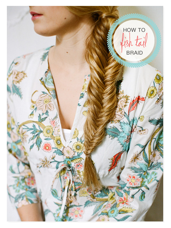 Hair Tutorial | How To Fishtail Braid