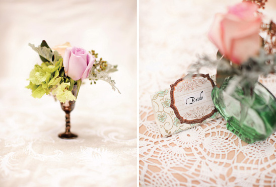Storybook Wedding of Cassandra and Koby at the Julian Meadow View Inn