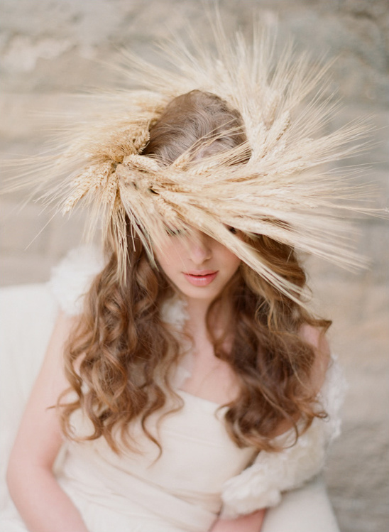 Fall Bridal Looks Captured By Elizabeth Messina