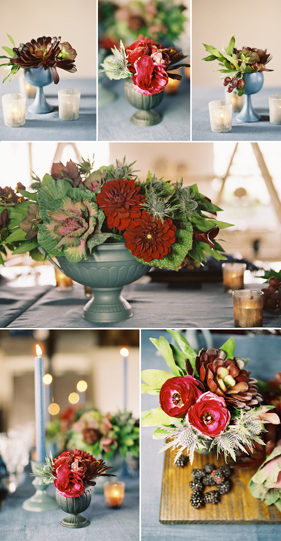 Dutch Still Life Wedding Ideas
