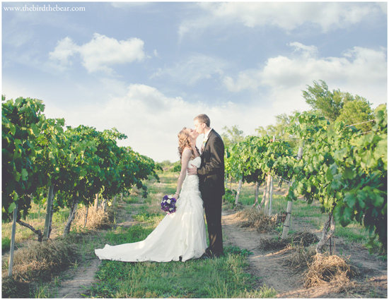 Messina Hof Winery Wedding