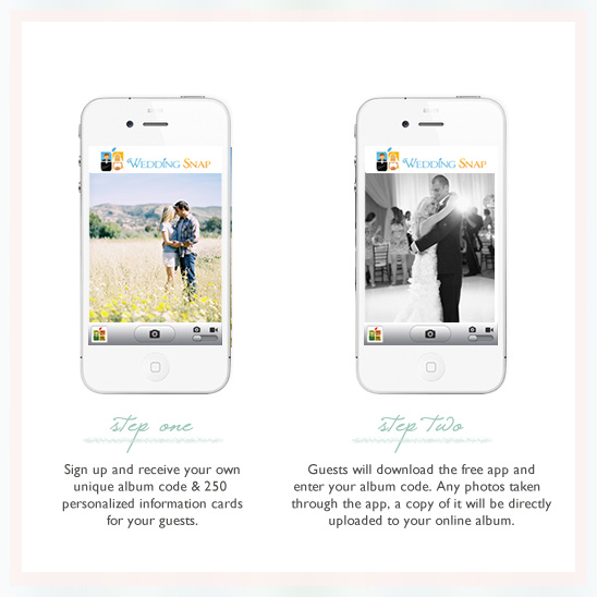 Collect All Of Your Guests' Photos Easily With Wedding Snap