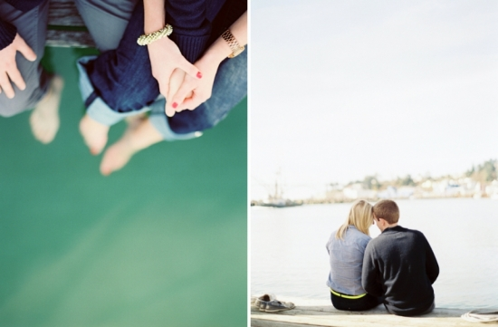 A Preppy Nautical Engagement by Erich McVey