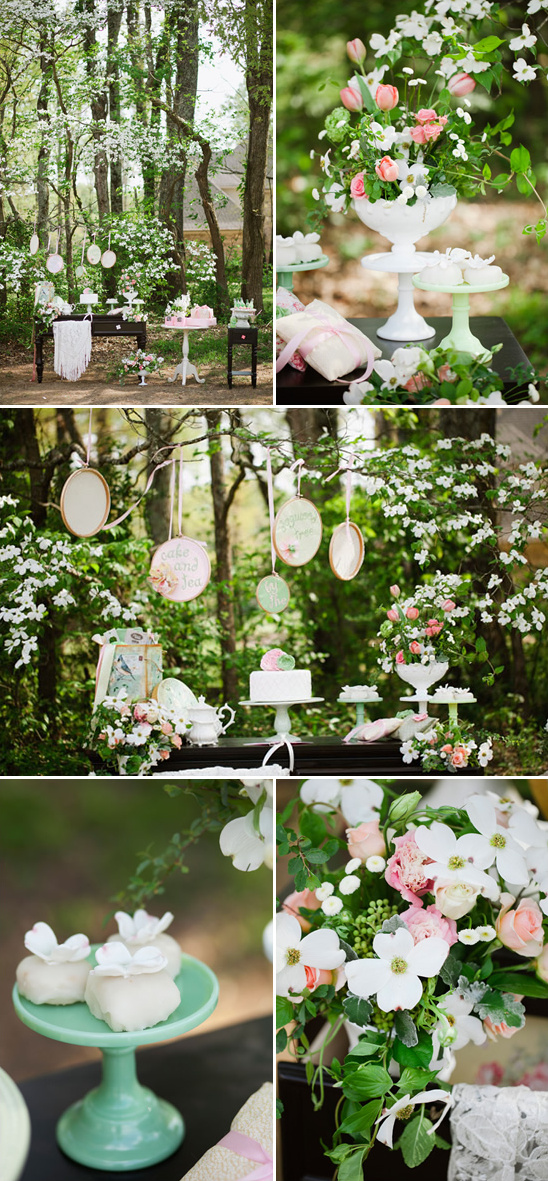 Dogwood Wedding Inspiration