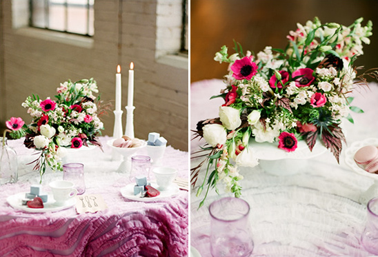 Purple Ombre Wedding Ideas