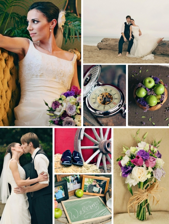 I Do Venues: Camarillo Ranch Details of The Day